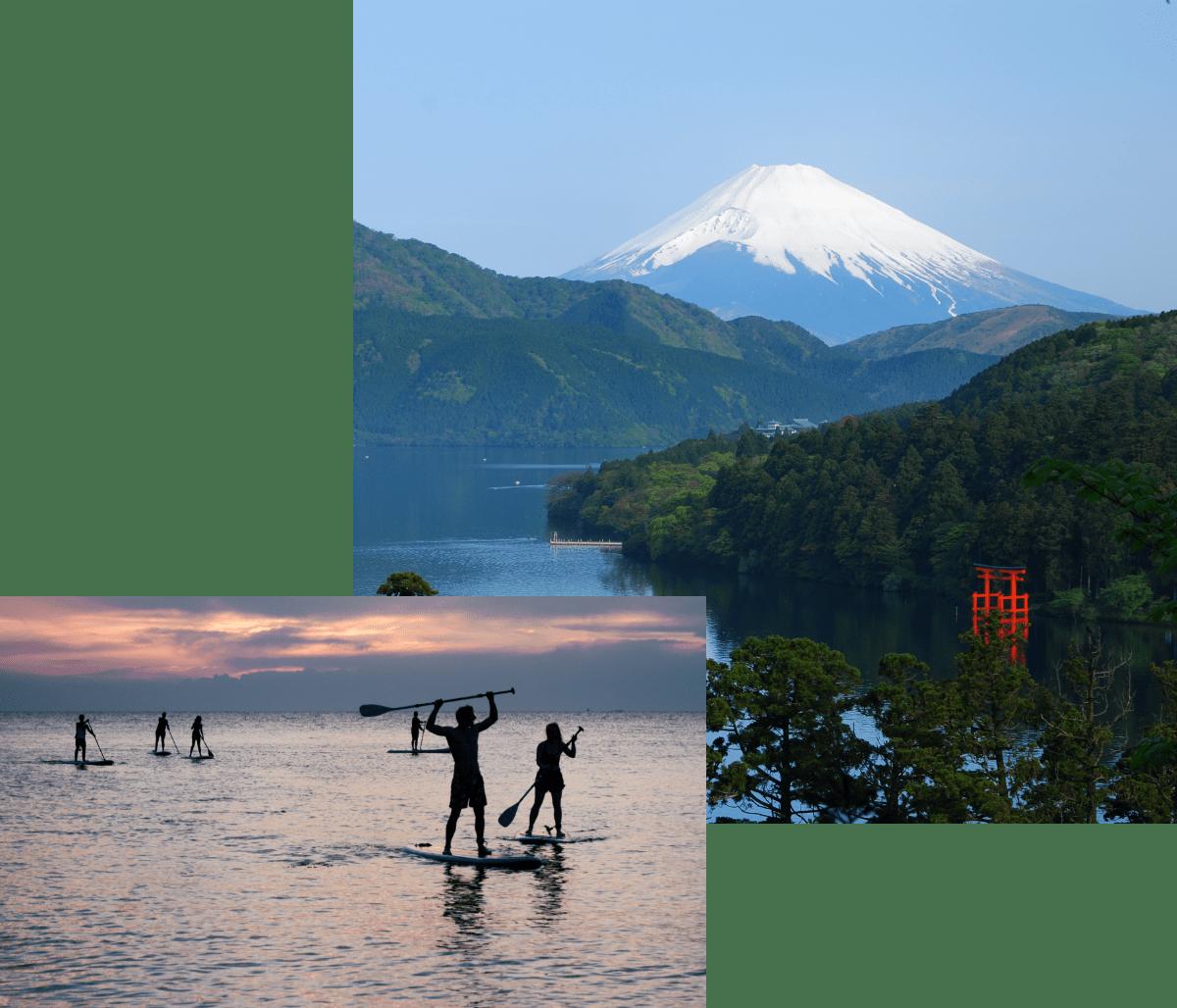 Lake Ashino
